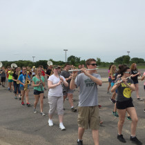 marching pic