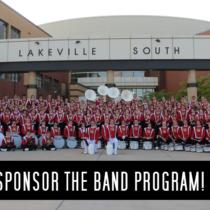 Sponsor The Band Carousel FULL BAND