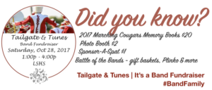 Tailgate & Tunes Did You Know